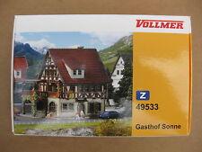 """Z - Vollmer - ref.49533 - Pensión """"Sonne"""""""