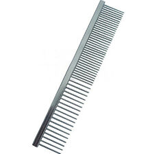 Stainless Steel Comb Pet Dog Cat Puppy Comb Shedding Hair Cleanup Grooming Comb