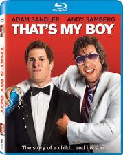 That's My Boy [New Blu-ray] UV/HD Digital Copy, Widescreen, Ac-3/Dolby Digital