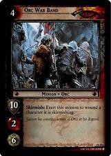 LOTR TCG FOTR Fellowship of the Ring Orc War Band 1R272