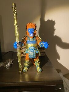 Sofubi kaiju one Monkey king kongkong with parts