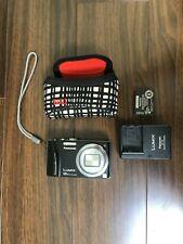 Panasonic Lumix DMC-ZS8 14.1MP Digital Camera Leica Lens + Battery & Charger