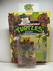 *Damage + Bubble Crack* TMNT Ninja Turtles Rahzar 1991 Playmates Action Figure