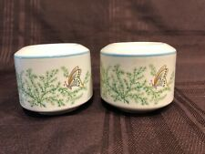 LENOX TEMPER-WARE FANCY FREE Salt and Pepper Shakers
