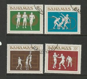 Bahamas 1984 olympic Games FU SG 679/82