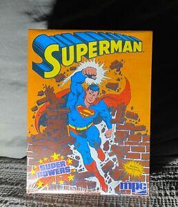 VINTAGE SUPERMAN MPC MODEL KIT