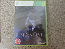 XBOX 360 GAME RESIDENT EVIL 6 NEW & SEALED