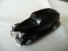 Matchbox Superfast MB215, 1939 CHEVY SEDAN DELIVERY Pre Pro Black Body & Chassis