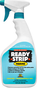 Back To Nature Ready-Strip Marine Paint Remover Spray - Quart