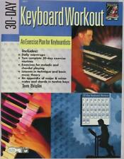 30 Day Keyboard Workout An Exercise Plan for Keyboardists Book Alfred