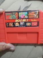 900 in 1 Super China Remix Game card for 16 Bit Game Console Game Cartridge