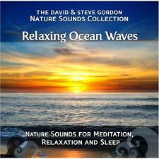 NEW Relaxing Ocean Waves: Nature Sounds for Sleep CD