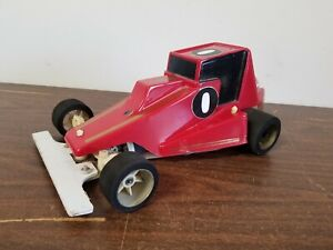 Vintage Team Associated RC12 1/12 RC Pan Car For Parts Parma Hot Rod Shell