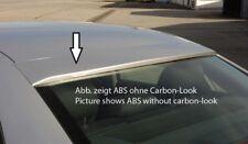 Heckscheibenblende Blende Audi A4 8E B6 B7 00099004 Carbon-Look / RIEGER-Tuning