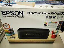 Epson Expression Home XP-2100 InkJet Printer (Faulty)