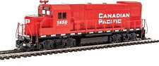 CP GP15-1 Locomotive #1450 Standard DC HO - Walthers Trainline #931-2501