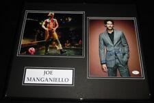 Joe Manganiello Signed Framed 16x20 Photo Set JSA Magic Mike