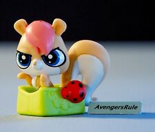 Littlest Pet Shop Bags & Shoes Series 4 #4055 Squirrel Tan