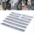 8x Car Door Edge Guards Trim Molding Protection Strip Scratch for all car