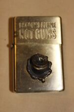 Ban Dumb People Not Guns Lighter with end of Federal shell casing in side RARE