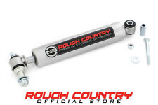 Rough Country N3 Steering Stabilizer - 84-01 Jeep Cherokee XJ 4WD/2WD