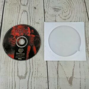 THE HOUSE OF THE DEAD 2 SEGA DREAMCAST GAME DISC ONLY VERY GOOD CONDITION