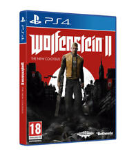 Juego Sony PS4 Wolfenstein 2 the Colossus