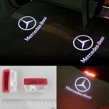 Car Led lights Door Projector Logo Kit For Mercedes-Benz A/B/C/E Class 2012-2016