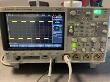 Keysight Agilent Msox3104a 1 Ghz 4 16 Ch Mixed Signals Oscilloscope