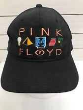 Vintage Pink Floyd Multi Music Record Logo Hat Youngan Hat David Gilmore