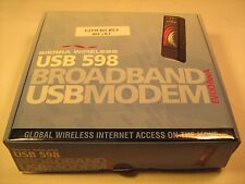 Sierra Wireless USB 598 BROADBAND MODEM EV-DO Rev A [j12]