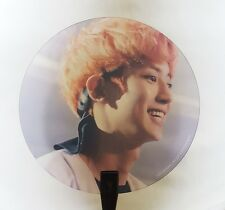 EXO FAN EXOPLANET#3 EXO'rDIUMdot in SEOUL Concert Official Hand Fan SM_ CHANYEOL