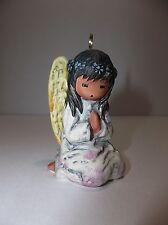 Vintage Goebel Degrazia Angel Christmas Ornament Way Of The Cross