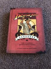 The Indiana Jones Handbook Complete Adventurers Guide Hardback Great Condition
