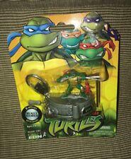 New VTG 2003 Teenage Mutant Ninja Turtles TMNT Raphael  Really Works Keychain