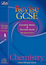 Revise GCSE Chemistry Study Guide (Revise GCSE Study Guide), educational experts