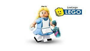 LEGO Minifigures  Disney Series 71012 #7 Alice BRAND NEW