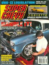 1996 Super Chevy Magazine: Suspension Upgrades for Better-Handling Bow-Ties
