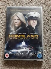 Homeland The Complete First Season [DVD]  New Sealed Freepost