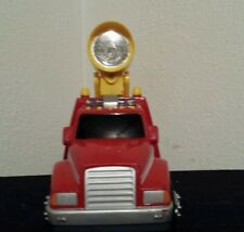Matchbox emergency search vehicle with spotlight