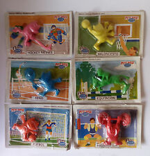 Official Cobi Complete Collection (Barcelona'92 Olympic Games, Danone, 1992) NEW