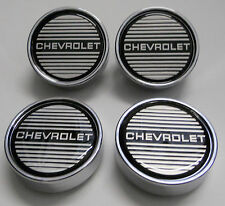 NEW 1986 1987 1988 CHEVROLET MONTE CARLO N90 Wheel Hub Center Caps SET of 4