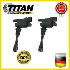 2X FITS FOR MAZDA 323 F/P S 1.9 2.0 PENCIL IGNITION COIL FFY1-18-100 FP85-18-100