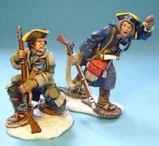 John Jenkins - JJCLUB-SET4 - 2 French Officers - Neuf - New in box