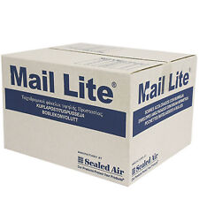 50 x G/4 MAIL LITE Padded Mail Envelopes Sealed Air Bag Mail Lites White Boxed