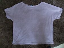 LOOSE FIT JUMPER TOP SIZE 16
