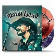 MOTORHEAD - CLEAN YOUR CLOCK - PICTURE DISC - RSD 2017 - 2 LP