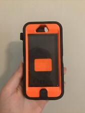 Iphone 5S Otter Box Phone Case - Protective, Used, Realtree, Forest, Tree