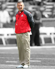 Ohio State Buckeyes Coach URBAN MEYER Glossy 8x10 Photo Spotlight Print Poster