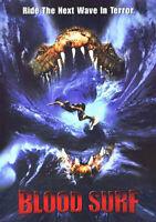 Blood Surf (Krocodylus) DVD NEW
